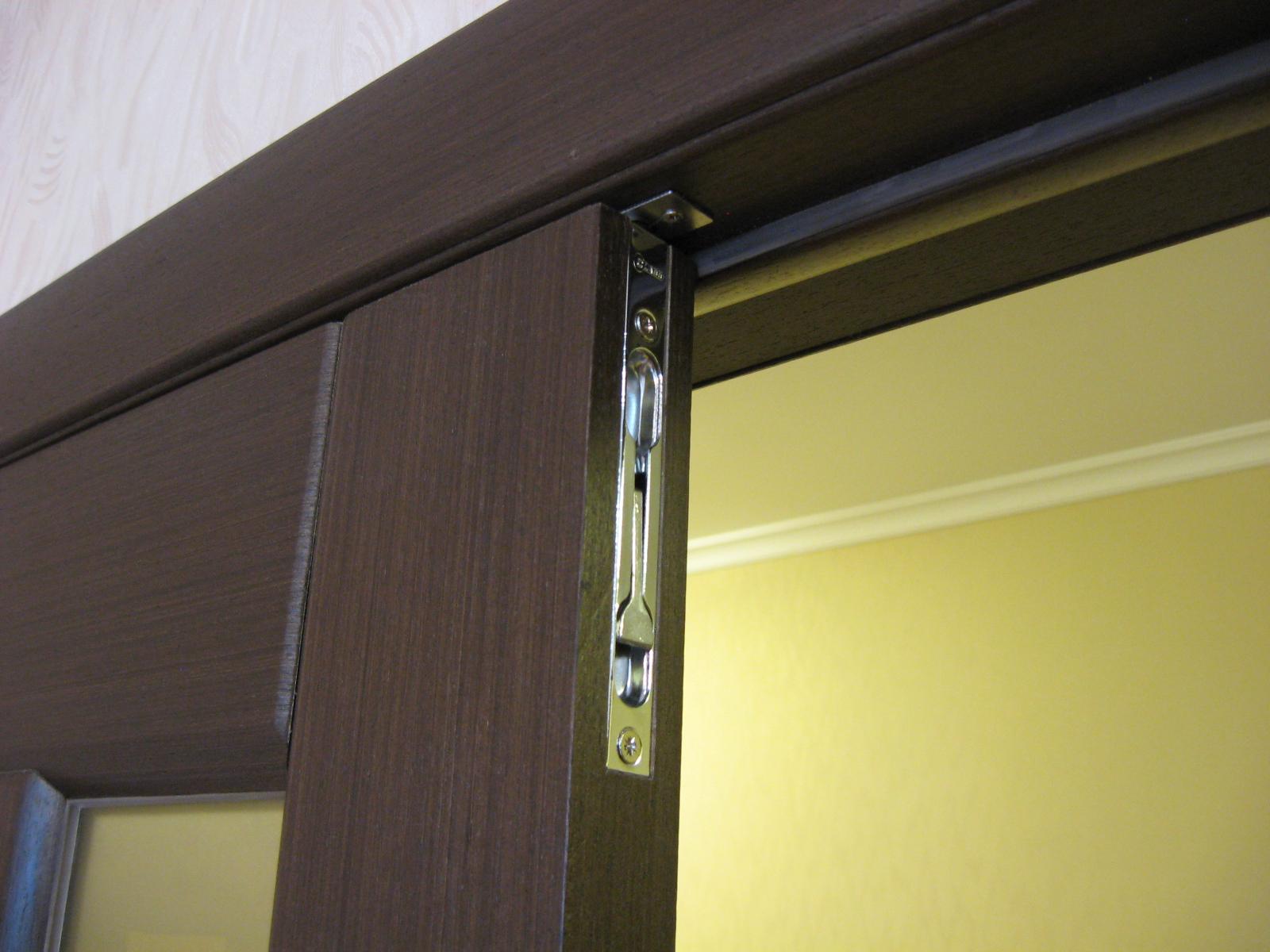 Установка двойных межкомнатных дверей своими руками фото